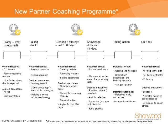 New Partner Coaching Programme